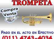 Compra venta de trompetas 4743-4034