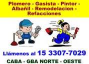 albañil refacciones pintura servicios1538301943