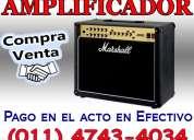 Compra venta amplificadores usados 4743-4034