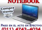 Como vendo mi notebook ? compra venta 4743-4034 llamenos