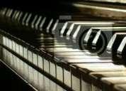 Clases de teclados piano