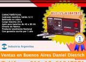 Cargadores Arrancadores 12volts en San Fernando Asesoramiento Tfno. [011]1561847871