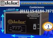 Elevadores y estabilizadores automáticos la plata 011-48492747