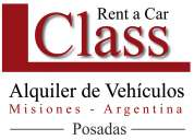 Rentacar alquiler autos camionetas en posadas misiones argentina