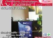 Odontologo urgencia  villa devoto solicite turno *15-3739 0715*