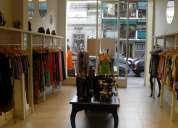 Vendo fondo de comercio local de indumentaria femenina