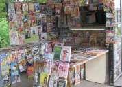 Venta quiosco diarios y revistas buena zona comercial