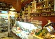 Vendo fondo de comercio. picadas, vinos, delicatessen, quesos, fiambres, etc.