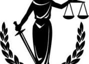 Abogados consulte ya despidos,desalojos,divorcios,penal,20 años experiencia