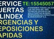 Puertas blindex service urgencias y reparacion ya¡¡ te:1554505747