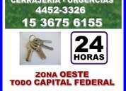 Cerrajeria 24hs bella vista llame *15-3675 6155* urgencias