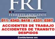 Despidos laborales recoleta telef [4342 9418] en caso de despido que hacer
