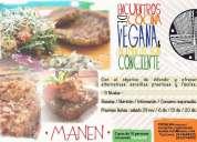 encuentros de cocina vegana y conciente