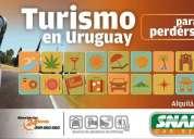 Alquiler de auto sin chofer para tu estadía en uruguay.